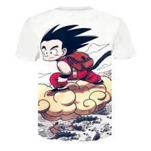 Mens Summer Fashion 3D Print T-shirts