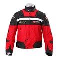 Duhan hombres jaqueta oxford tela impermeable motocicleta motocross off-road racing riding moto chaqueta con cinco protector ropa