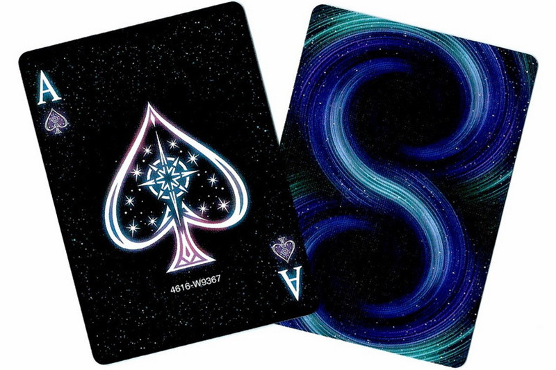 Bicycle-Stargazer-Deck-Poker-Size-Standard-Playing-Cards-Magic-Cards-Magic-Props-Close-Up-Magic-Tricks-for-Professional-81384-4