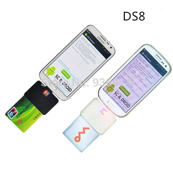 portable micro usb usb credit card reader for android phones and tablet pc smart card reader - Credit Card Swiper For Phone
