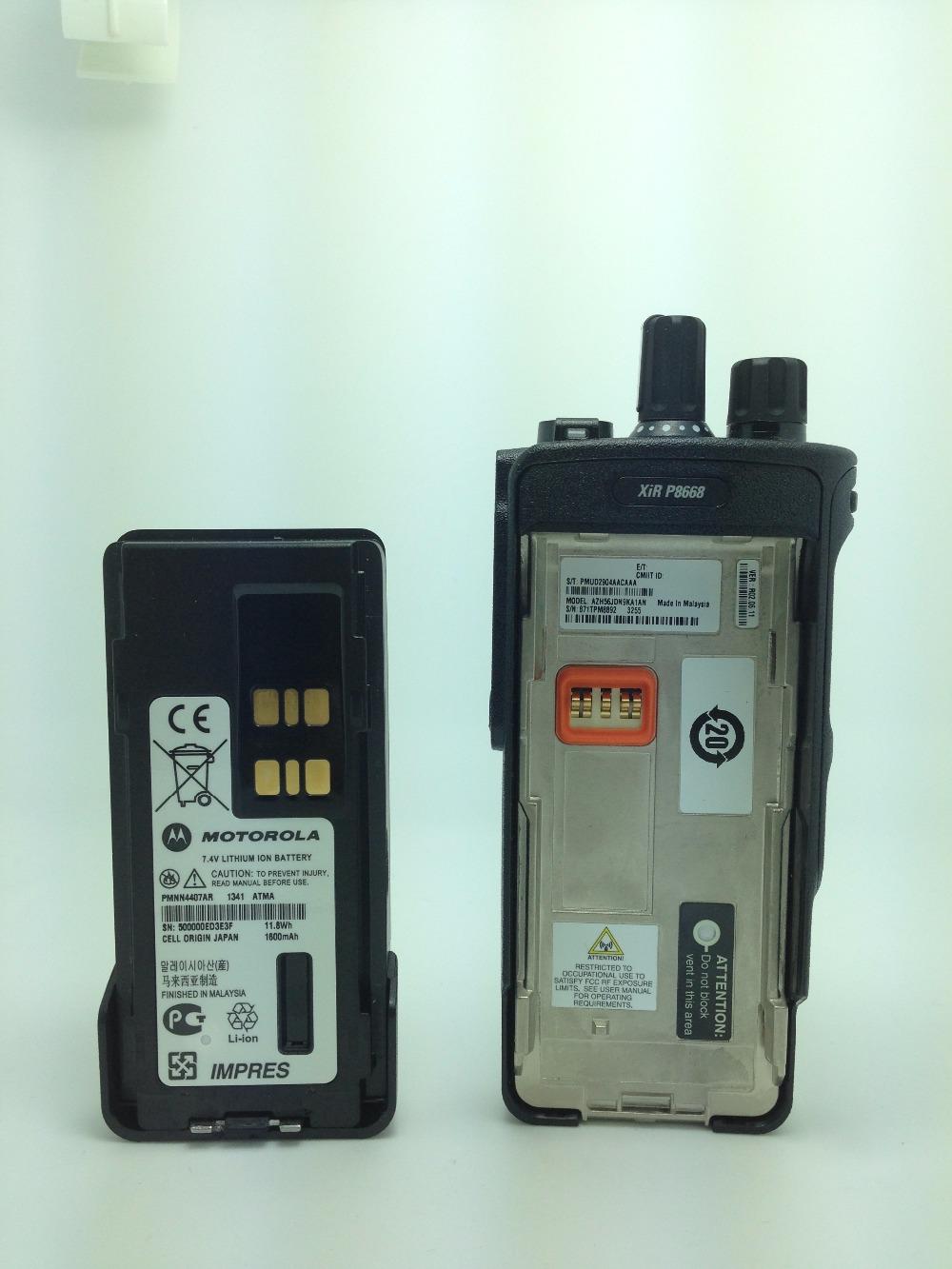 portable walkie talkie dual band xir p8668 motorola two way radio rh aliexpress com motorola xir p8668 service manual Motorola Radios