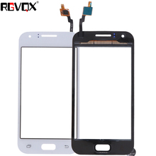 купить New Touch Screen For Samsung Galaxy J1 J100F J100 J100H Digitizer Front Glass Lens Sensor Panel White/Black дешево