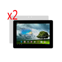 2x Clear Films +2x Clean Clothing , Retail Package LCD Screen Protector Protective Film Guards For Asus Memo Pad Smart 10 ME301T