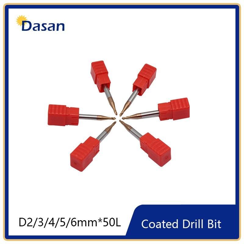 1pcs Tungsten Steel Spotting Drill Bit 2mm 3mm 4mm 5mm 6mm Diameter Weld Cutter Carbide Twist Drill Bit for Chamfering Tool 6mm drill bit 145mm cutting diameter