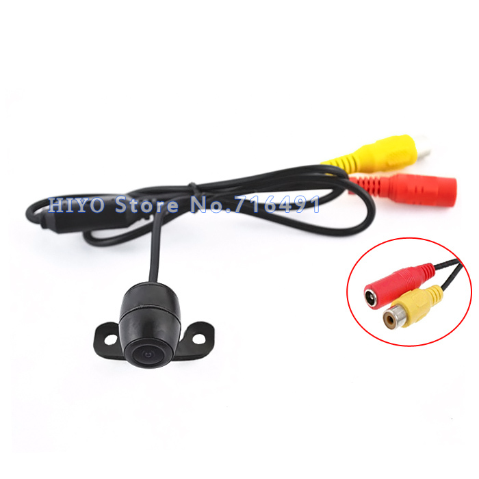 2PCS Car Rear view Parking Assistance Camera HD Color Night Version Reverse Drive CMOS cctv camera with 170 Wide view Angle linkage analysis of families with inherited night blindness