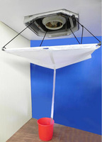 Brand New Air Conditioner Cleaning Cover Clean Waterproof Protector Washing Bags For Ceiling AC
