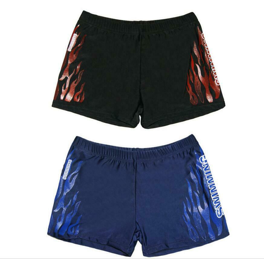Men Swim Top T Shirt Trunks Boxers Shorts Swimwear Short Pants SwimSuit Swimming Wear Short Sleeves for Beach Spa Pool Flash