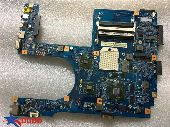 Original FOR Acer Aspire 7552 LAPTOP MOTHERBOARD MBPZS01001 48.4JN01.01M fully tested original for acer aspire es1 111m laptopl motherboard da0zhkmb6c0 nbmrk11001 fully tested