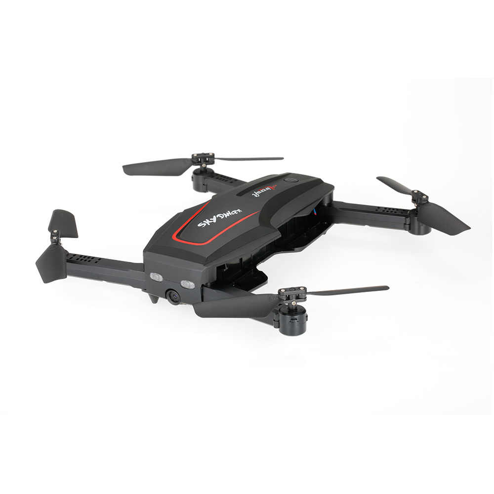WL Tech Q626-B Wi-Fi FPV 720 P RC Дрон с камерой HD селфи Дрон высота удержания RC Квадрокоптер RTF Вертолет на радиоуправлении машина