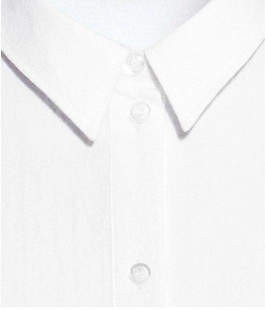3fd022154ad8 2014 New Autumn / Winter Fashion Elegant Women Ladies OL Lolita White Dress  shirt paragraph turn down collar BigPlus Size-in Dresses from Women's  Clothing ...