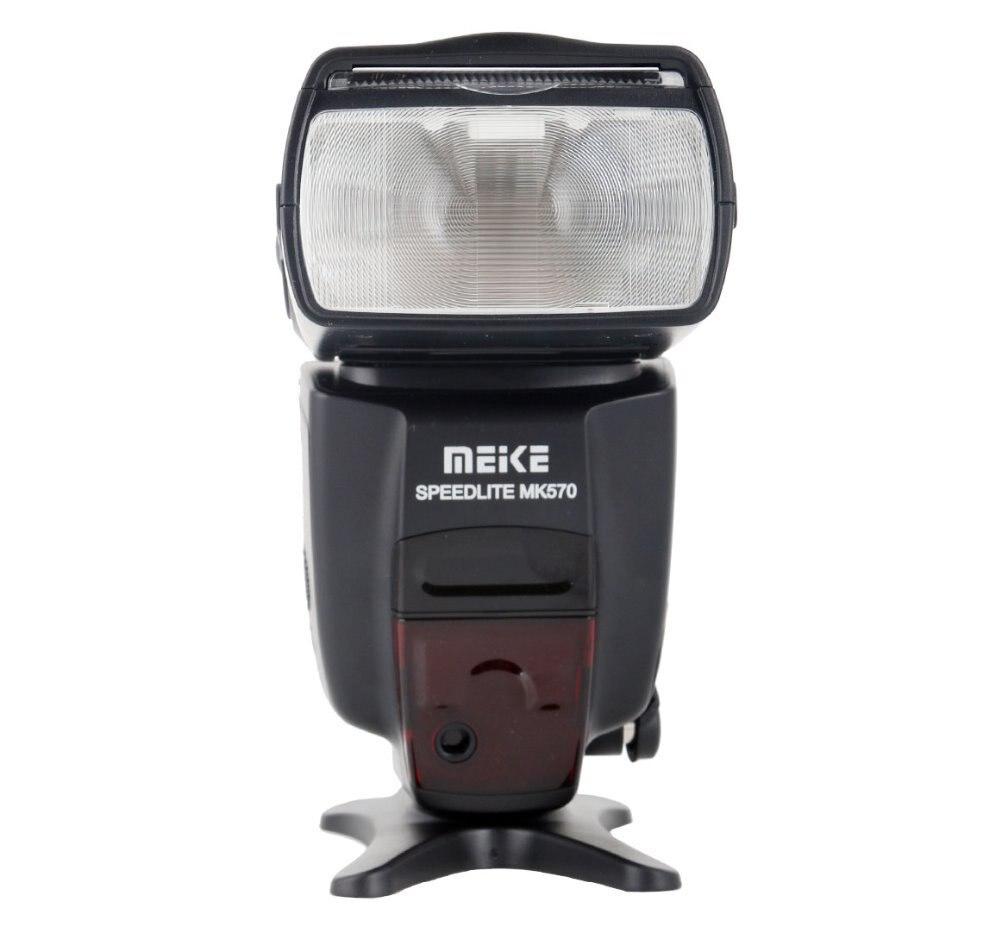 МАЙКЕ MK570 2.4 Г Беспроводной синхронизации вспышки speedlite для Canon EOS 5D Mark II III 6D 7D 50D 60D 70D 600D 580EX II DSLR Камеры
