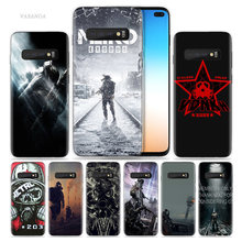 Metro 2033 Case Voor Samsung Galaxy S20 Plus S8 S9 S10 5G S10e S7 Note 8 9 10 J4 j6 2018 Siliconen Caso Game Telefoon Tassen Cover(China)