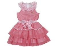 The new summer children sleeveless princess dress chiffon stripe dress leisure fashion pieces on sale free shipping