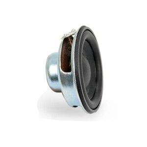Image 5 - AIYIMA 2 шт. мини аудио динамик s 50 мм 4 Ом 5 Вт сабвуфер Мультимедийный портативный динамик усилитель звука громкий динамик DIY
