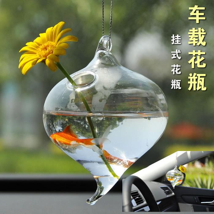 AliExpress & Hanging flower pot fish tank handmade interior decoration ...