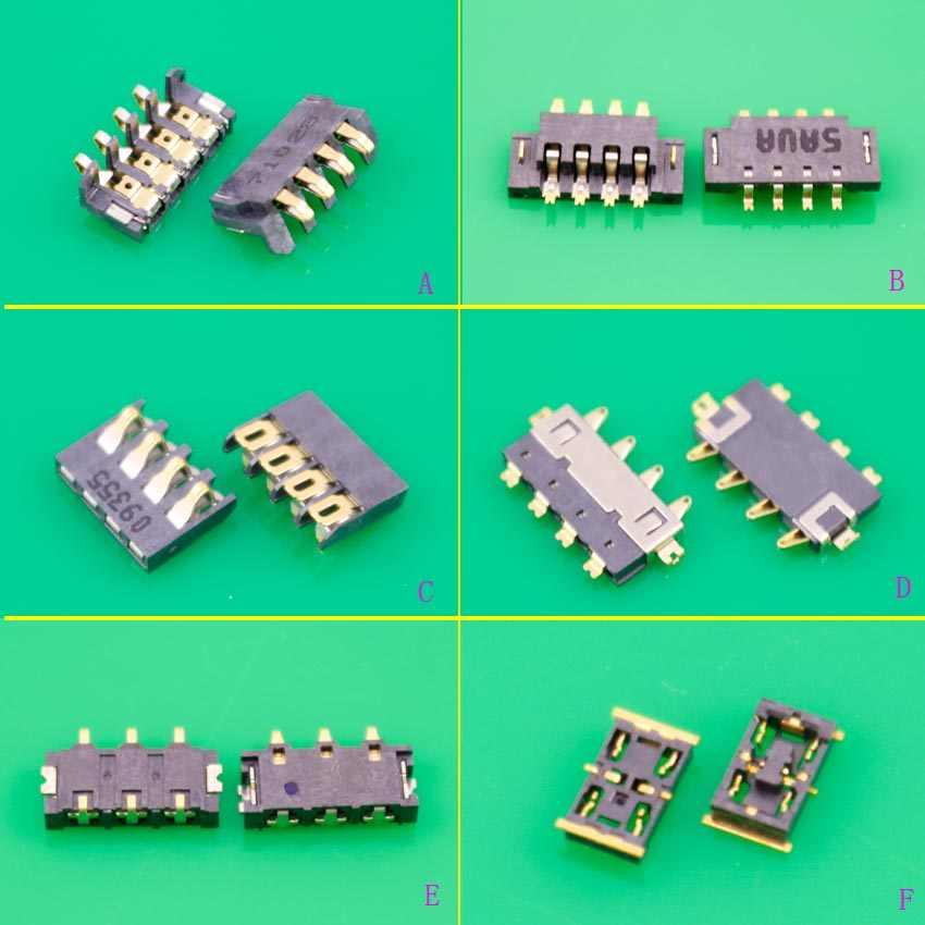 Юйси fpc коннектор аккумулятора держатель зажим свяжитесь запасных частей для
