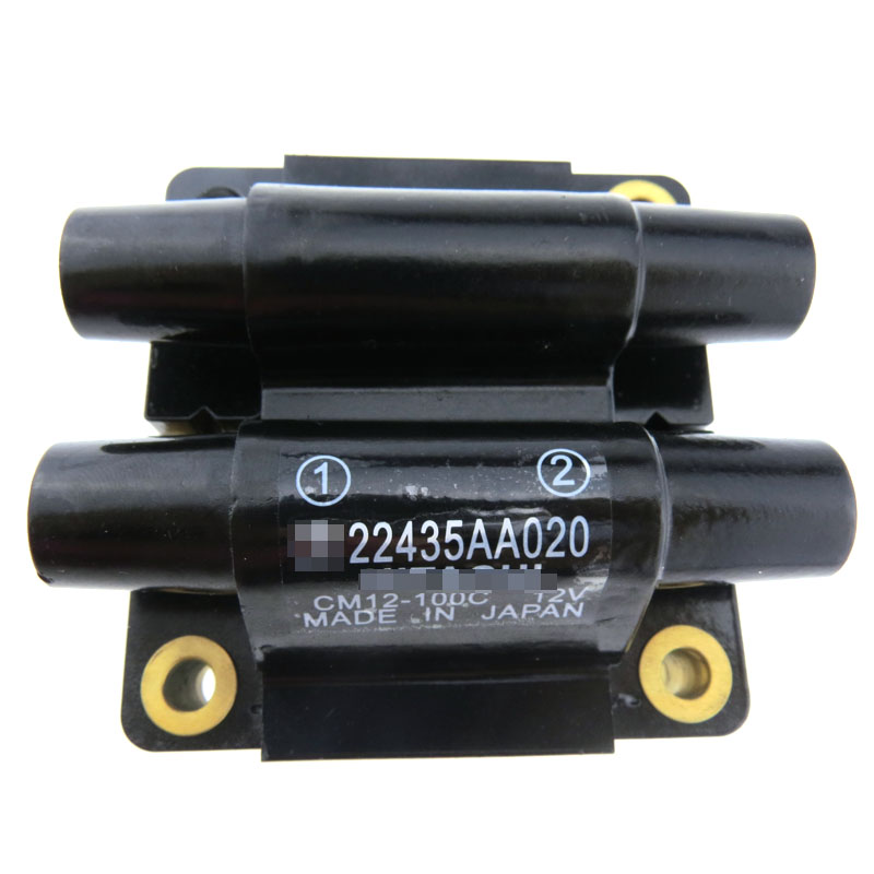 Original Ignition Coil Pack 22435 AA020 22435 AA000 CM12 100D for Subaru forester Impreza Legacy 2