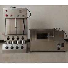 CE Утвержденная пицца сахар конус яйцо вафельный Прокатное Оборудование мороженое устройство для приготовления Рожков