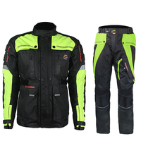 Riding Tribe Men Motocross Off Road Racing Clothing Set Windproof Waterproof Motorcycle Touring Travel Riding Jacket