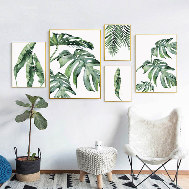 Leaf Wall Art Decor | Migrant Resource Network