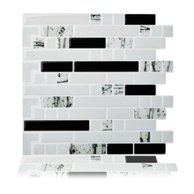 Cocotik 10.5x10 Kitchen Backsplashes Stiker Peel and Stick Tiles Vinyl Wall Covering-Pack of 10 tiles