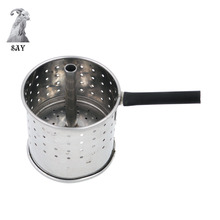 SY 1pc Metal Shisha Hookah Charcoal Holder Accessories Bowl Narguile