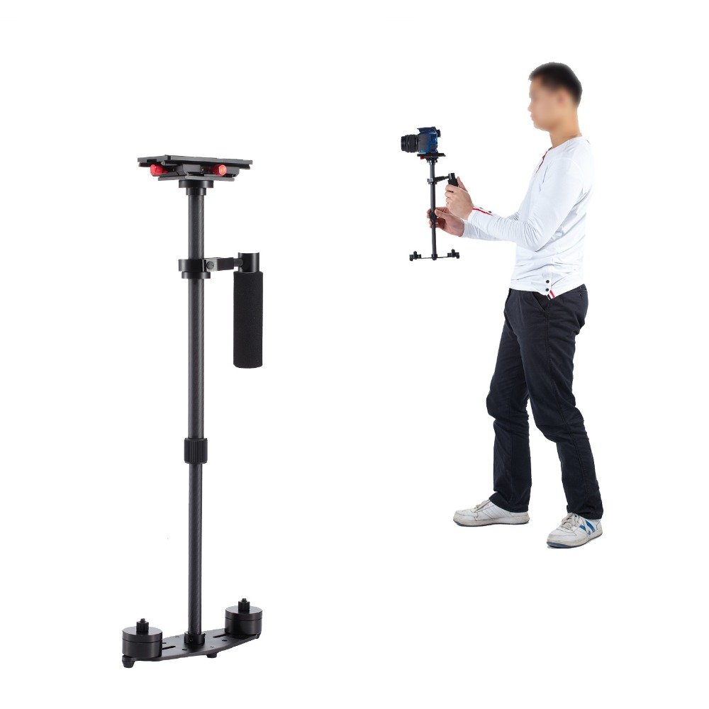 Selens KS-K35 Handheld Support steadycam steadicam Camera Video Handy Stabilizer with Carrying Bag selens pro 100x100mm