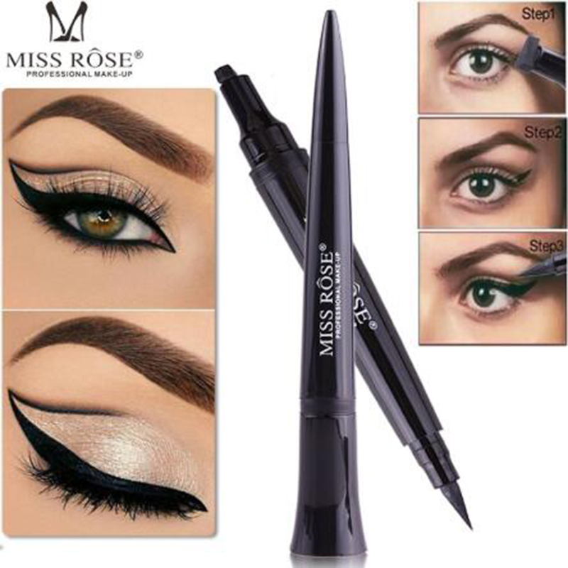 MISS ROSE Bullet Stamp Eyeliner One Eyeliner One Eyeliner Stamp Tail in Eyeliner from Beauty Health