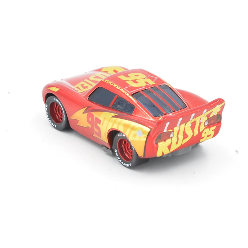 Disney Pixar Cars 3 Newest Rust Eze Racing Center Lightning