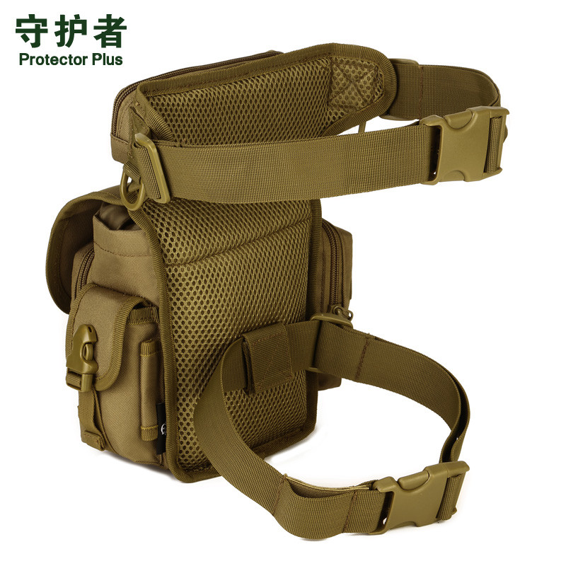 Mens bags legs saddle bags nylon military enthusiasts one shoulder high quality female chest bag travel photography camera bag