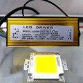 YNL Настоящее Высокая Мощность 50 Вт 30 Вт 20 Вт 10 Вт COB Встроенный СВЕТОДИОД чип Лампы чипсы и Набор Драйверов Высокая Яркость СВЕТОДИОДНЫЙ Прожектор свет