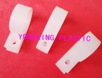 50 adet/torba UC-9 (3/2R) güçlü nylon66 R tipi plastik kelepçeler için tel kablo