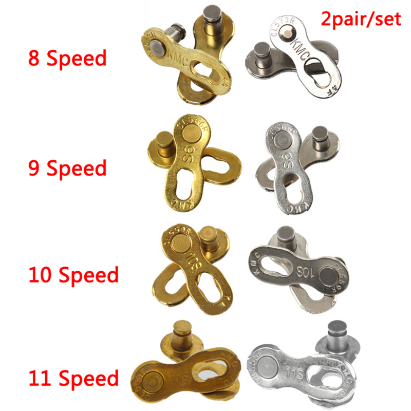 1 Pack MTB Road Bike ChainBicycle Chain Magic Button Mountain For KMC & <font><b>SRAM</b></font> 12 Speed Chains678Speed,9Speed,10Speed,<font><b>11Speed</b></font> image