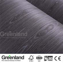 Chapa de madera de roble plateado suelo muebles de bricolaje Natural 250x60 cm Silla de dormitorio noche soporte de madera armario mesa de masaje