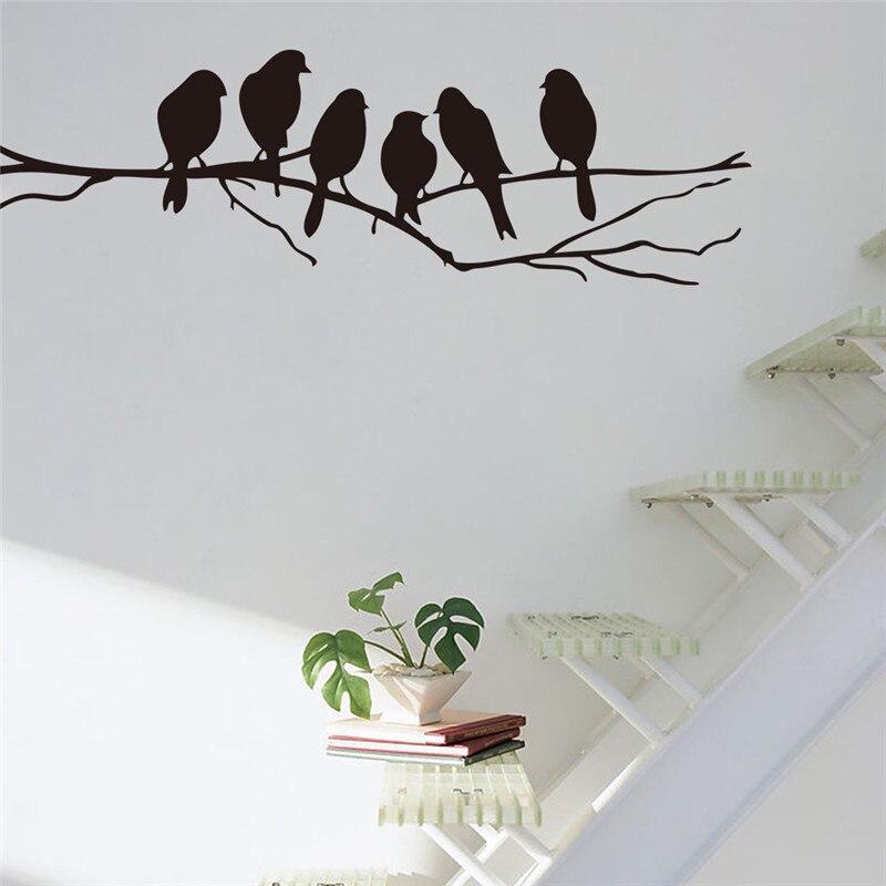 Birds Wall Art online get cheap 3d bird wall art -aliexpress | alibaba group