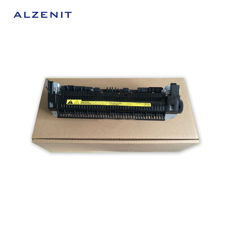 ALZENIT For HP 1010 1012 1015 Original Used Fuser Unit Assembly RM1-0655 RM1-0654 220V Printer Parts On Sale постельное белье евро 4 наволочки делюкс 1091282