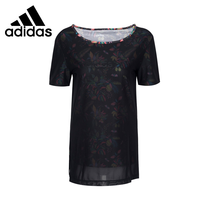 Original New Arrival 2017 Adidas NEO Label ARTIST Women's T-shirts short sleeve Sportswear original new arrival 2017 adidas neo label graphic men s t shirts short sleeve sportswear