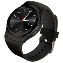 No. 1 g3 bluetooth smartwatch mtk2502 siri smart watch mit sim-karte wasserdicht pulsmesser reloj für android ios