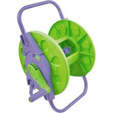 Катушка для шланга PALISAD 67405 (Ударопрочная ABS-пластмасса, алюминиевые трубки, колеса, длина шланга до 45 м)