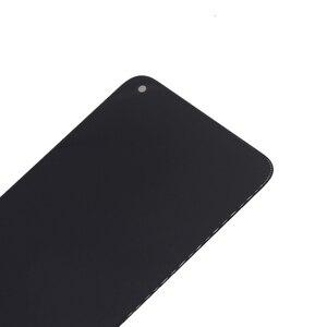 Image 2 - ЖК дисплей с дигитайзером сенсорного экрана, для Huawei Honor V20 View 20, оригинальный, 6,4 дюйма, запасные части для телефона Huawei Nova 4