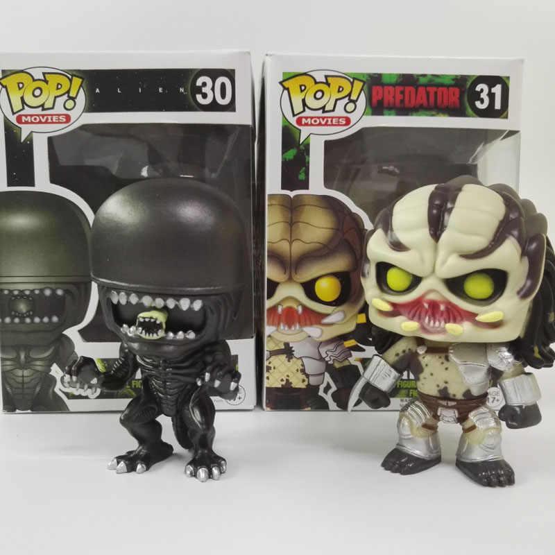 Funko POP Alien ПВХ фигурка Коллекционная модель игрушки для детей