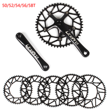 Litepro Chainwheel Ultralight 130 BCD 50T 52T 54T 56T 58T A7075 BMX Chainring Folding Bicycle Bike Crankset Tooth