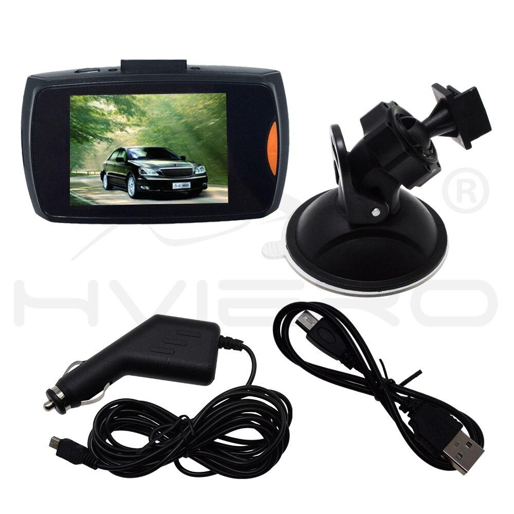 Volle HD 2,7 LCD 1080P Original G30 Auto DVR dash cam Kamera Nachtsicht Fahrzeug Reisen Datum Recorder Tachographen mini 500Mega