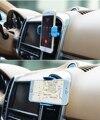 Универсальный автомобильный телефон держатель регулируемый держатель сотового телефона воздуха выход поддержка iPhone 5s 6 6 plus 6 s Samsung Galaxy