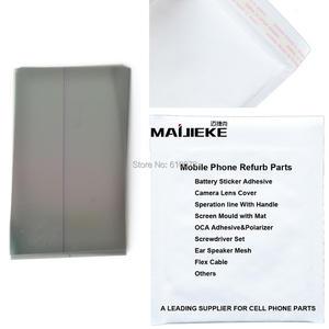 Image 5 - MAIJIEKE Per 6 S Filtro Polarizzante LCD Pellicola Per iPhone 6 4.7 Polarizzatore Pellicola di Polarizzazione Della Luce Polarizzata Pellicola 50 PZ