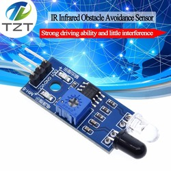 Details about  /2PCS Smart car Obstacle avoidance Infrared Sensor  Reflective photoelectric