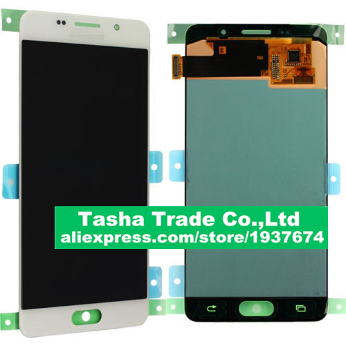 2016 white color Lcd Screen Display+Touch Digitizer Assembly For Samsung Galaxy A5 A510M A510Y SM-A510F A510FD A510 brand new for samsung j1 lcd display with touch screen digitizer for samsung galaxy j1 j120f j120m j120h sm j120f lcd 3 color