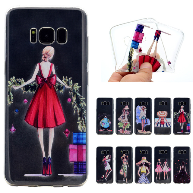 coque samsung galaxy s8 plus fille