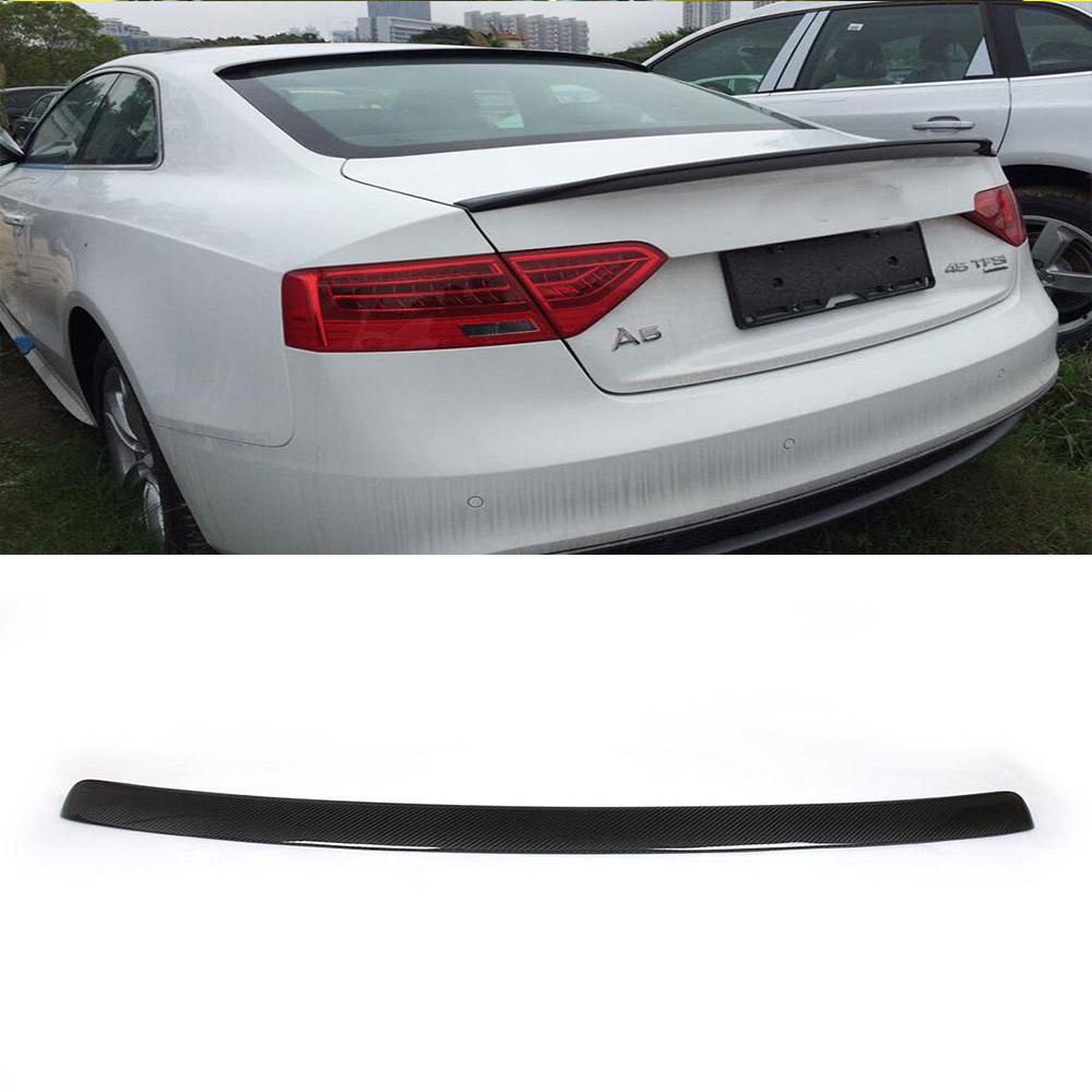 online buy wholesale audi a5 spoiler from china audi a5. Black Bedroom Furniture Sets. Home Design Ideas
