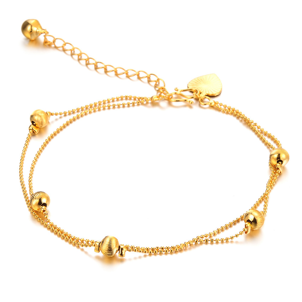 Gold Hand Chain Designs For Girls